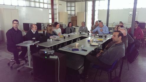 1η Συνάντηση ερευνητικού έργου «SmartWaters»
